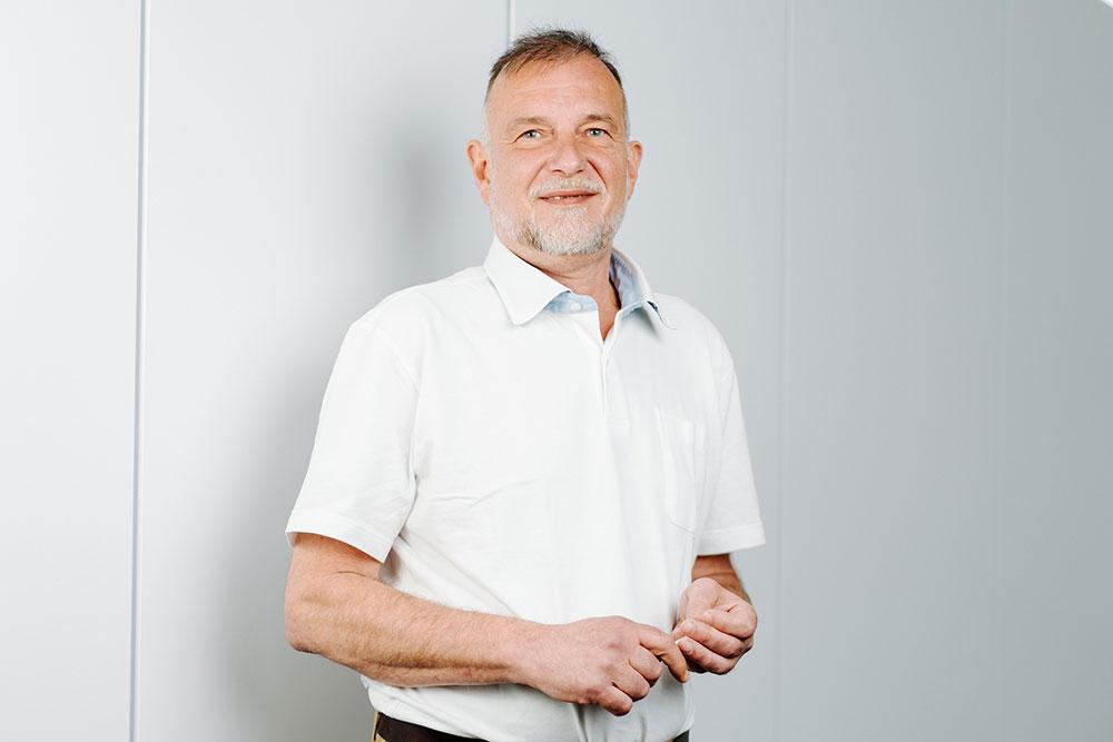 Orthopädie Friedrichshain - Bartholomäus Gabrys - Team - Markus Fangmeier