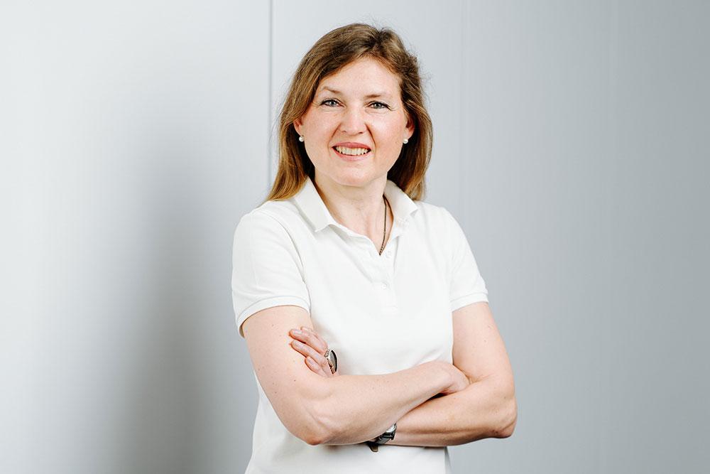 Orthopädie Friedrichshain - Bartholomäus Gabrys - Team - Jessica Hendricks