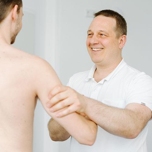 Orthopädie Friedrichshain - Bartholomäus Gabrys - Standorte - Behandlung