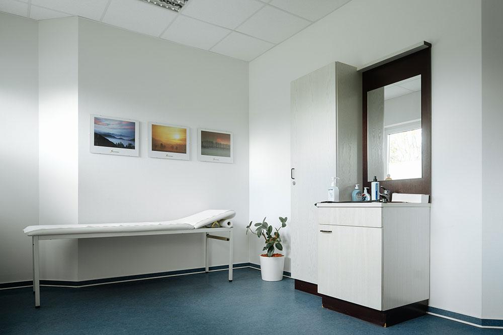 Orthopädie Friedrichshain - Bartholomäus Gabrys - Standort - Volkradstraße
